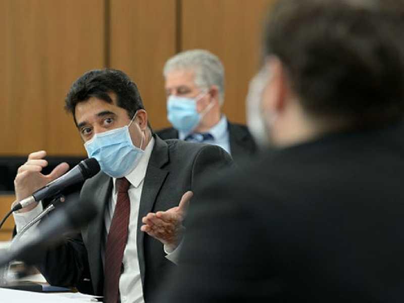 Sargento Rodrigues disse que o acompanhamento dos usuários de tornozeleiras não significaria fiscalizar a vida particular do condenado