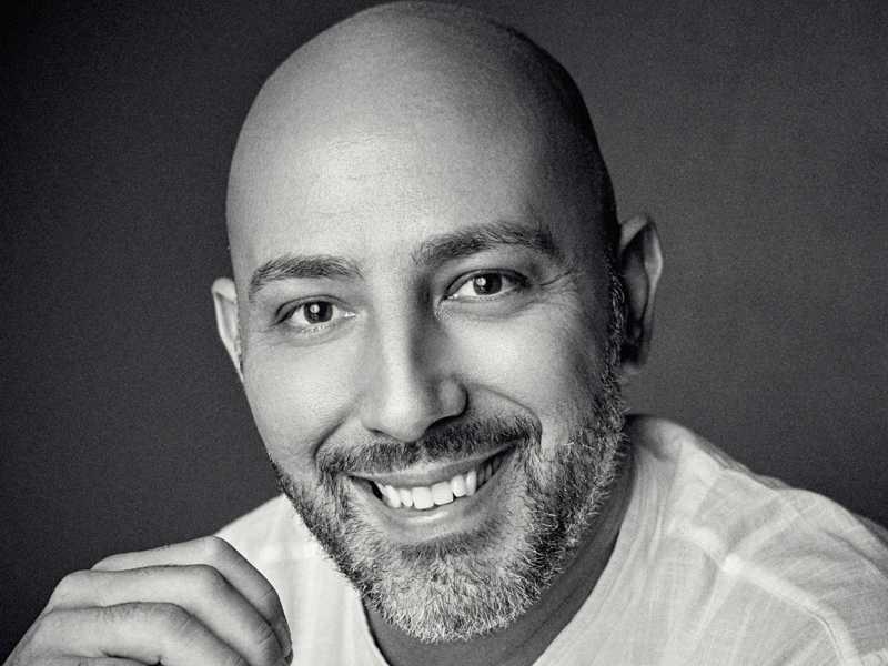 Marcos Cau é acupunturista e realiza esse trabalho há 17 anos em Paraíso