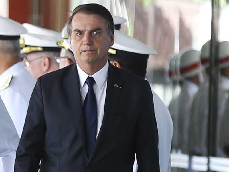 Presente Jair Bolsonaro