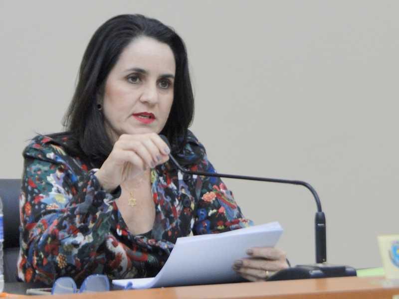 Vereadora Cidinha Cerize
