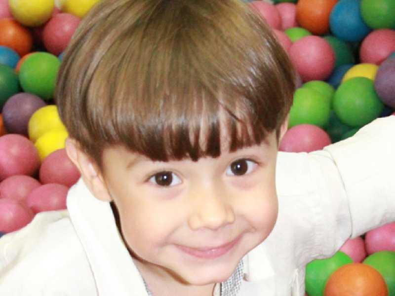 Pedro Duarte Almeida, filho de Cibelle Duarte Almeida e Rodrigo Almeida, muda de idade neste domingo, dia 18.