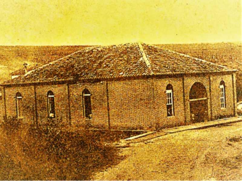 Matadouro Municipal de São Sebastião do Paraíso - 1910