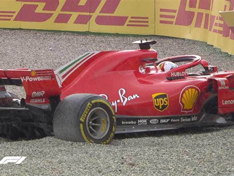 Erros de Vettel e da Ferrari entram como as decepções da F1 em 2018