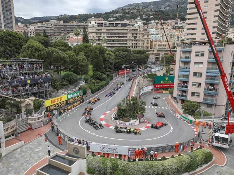 GP de Mônaco não será realizado pela primeira vez desde 1954