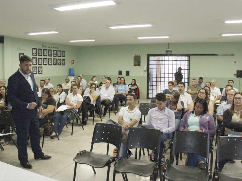 Evento reuniu contadores de Paraíso e região para atualização sobre as novidades do setor para produtores rurais