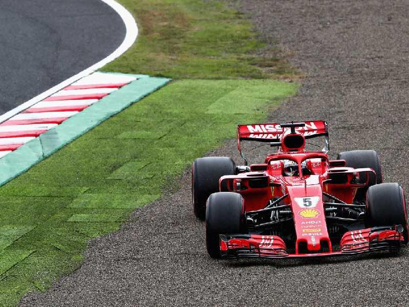 Sucessivos erros de Vettel facilitou a vida de Hamilton no campeonato