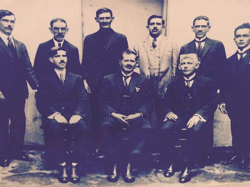Vereadores 1ª Camara de São Tomás de Aquino