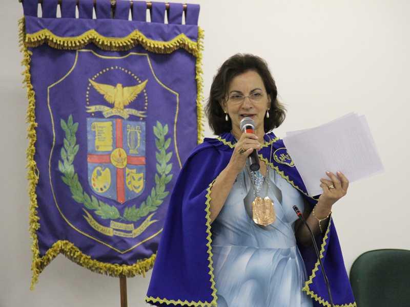 Acadêmica Maria Rita de Cássia Preto Miranda