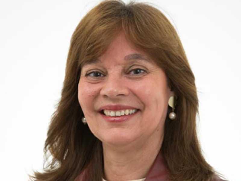 Darlene é natural de Itamogi e fez carreira em Ribeirão e Uberaba, onde hoje é vice-reitora da UFTM