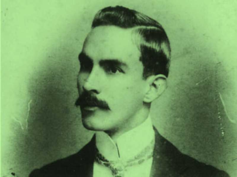 Noraldino Lima, poeta e político paraisense, interventor de Minas Gerais, em 1946
