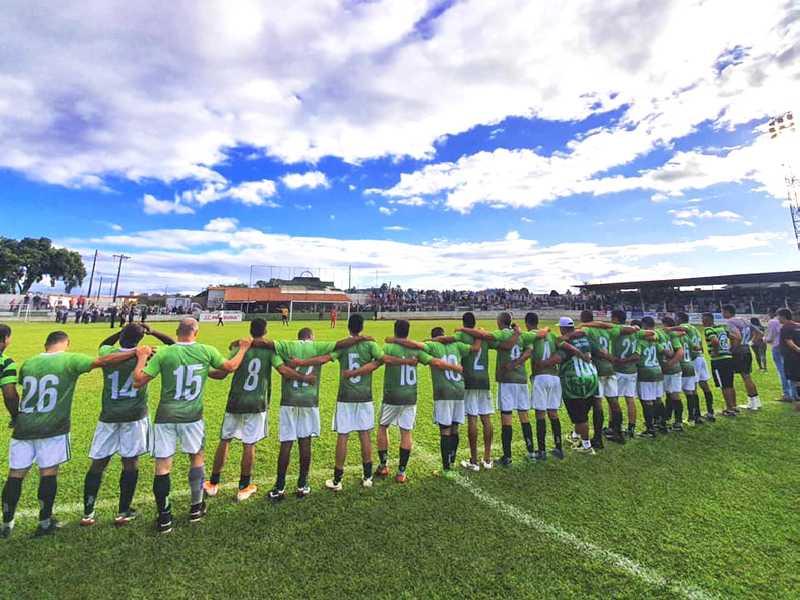 Time da Verdona já se prepara para outra competição e diretoria continua reformas no estádio