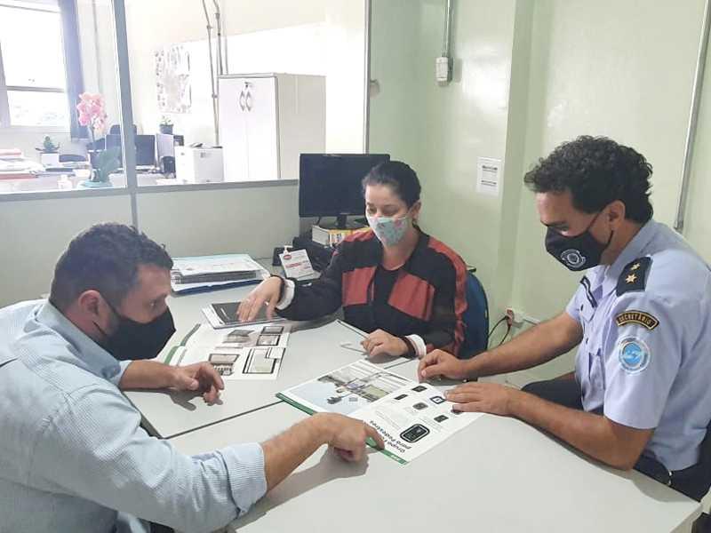 Equipe da Secretaria de Segurança analisa custos para a possível implantação dos semáforos