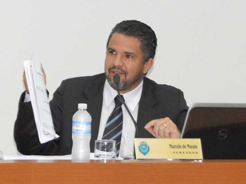 Morais alega que prefeitura tem divulgado números diferentes àqueles apresentados para a Câmara