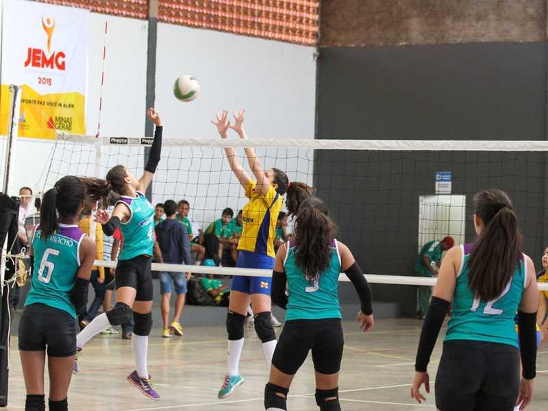 JEMG será disputado em diversas modalidades coletivas e individuais e Guaranésia sediará fase regional