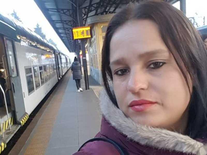 Fabiana de Souza quando estava na Europa foi surpreendida pelo avanço da pandemia do coronavírus