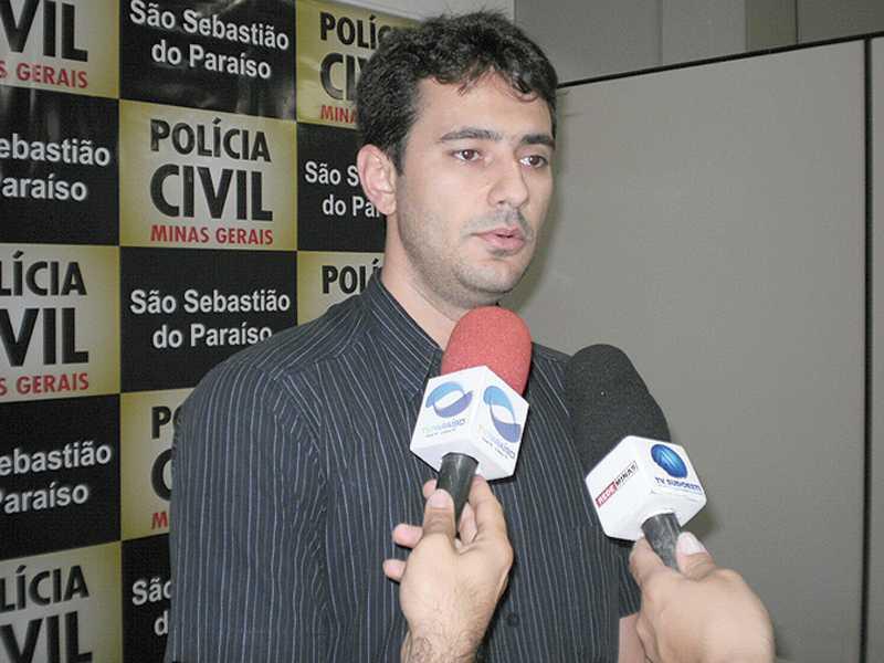 Depois de mais de 10 anos em Paraíso Tiago Bordini é o novo delegado regional