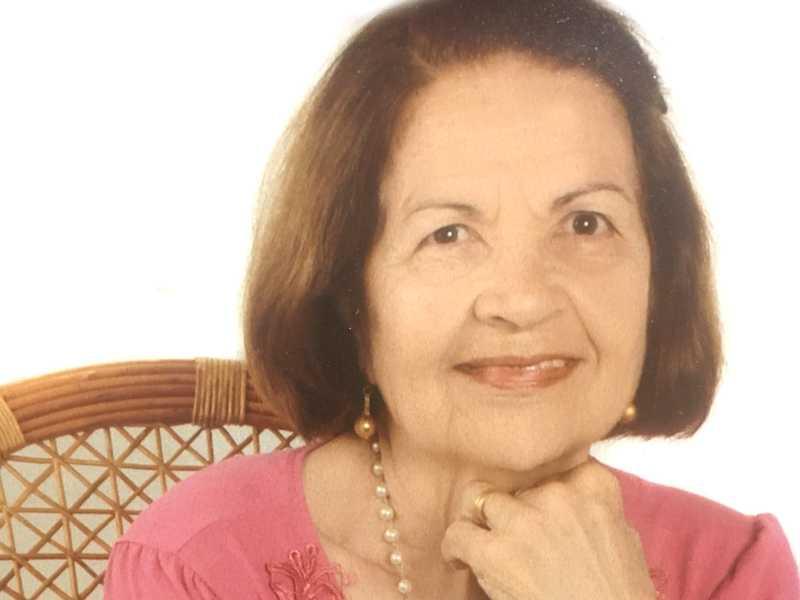 Marlene faz parte da paróquia da Abadia, pela qual se dedicou por mais de 50 anos