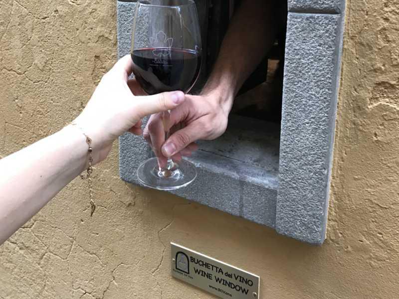Janela do vinho