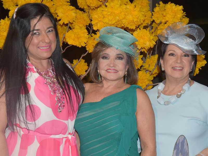 Kátia Piva, Maria José Santana e Heloísa Hargreaves