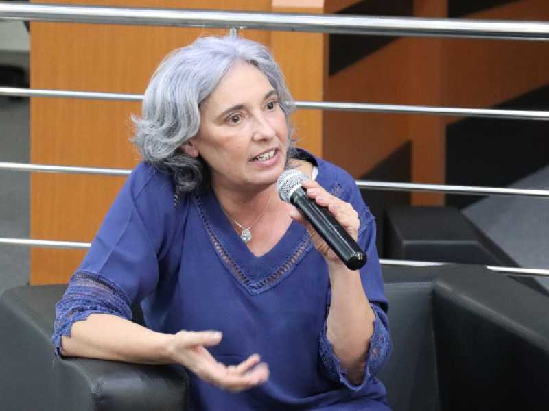 Madu Macedo, presidente da Escola do Legislativo de Pouso Alegre