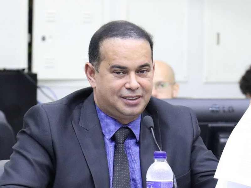 Sérgio Aparecido Gomes (Serginho da Soseg)