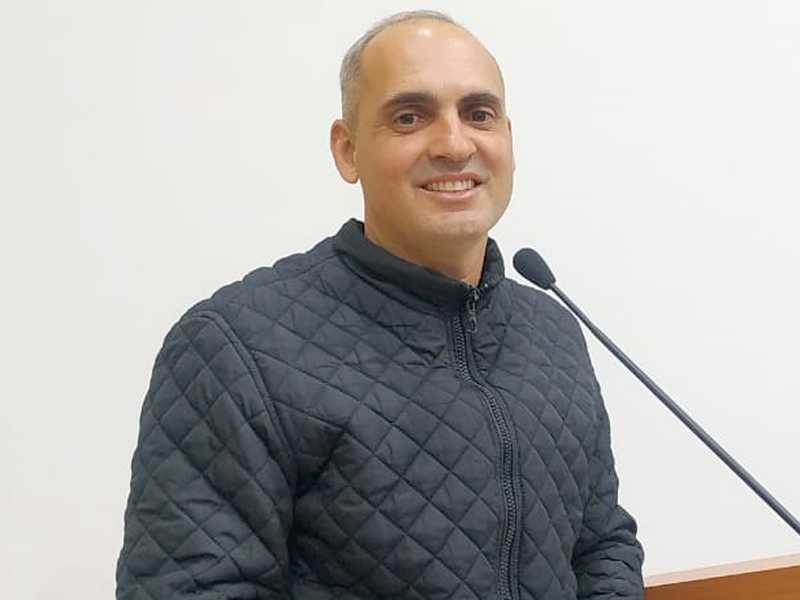 Weder Medeiros é idealizado do projeto e já  levou alunos a campeonatos mineiro e brasileiro