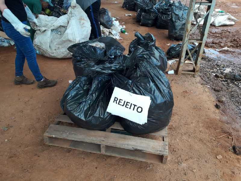 Projeto prevê que com ajuda da população menor volume de rejeitos vá para o aterro sanitário