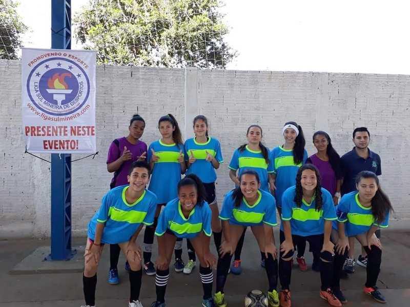Equipe Feminina Sub 17