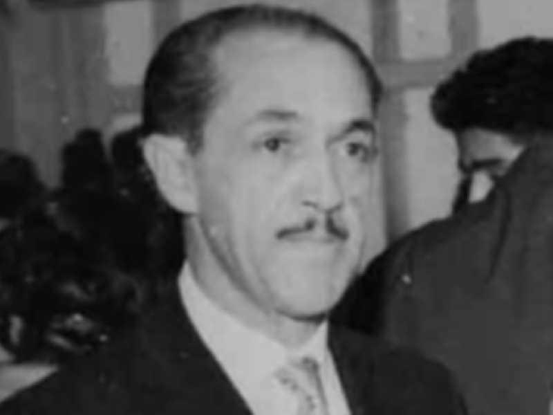 Zezé Amaral no casamento do Gilberto e Mara