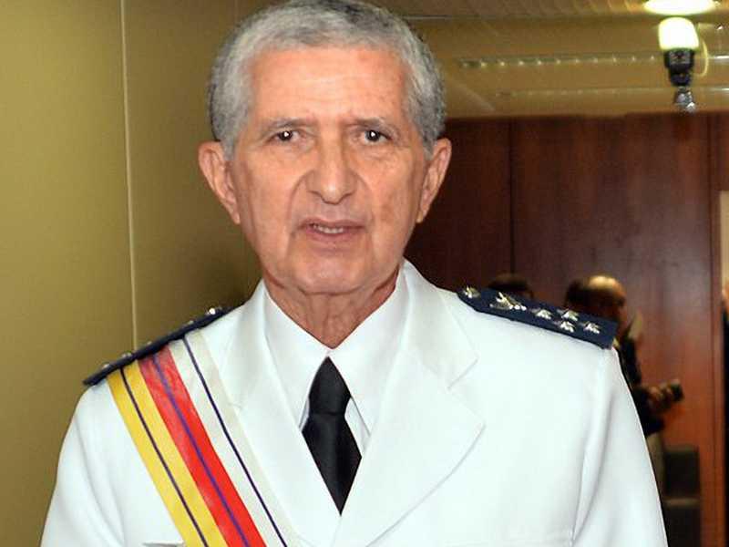 brigadeiro William de Oliveira Barros