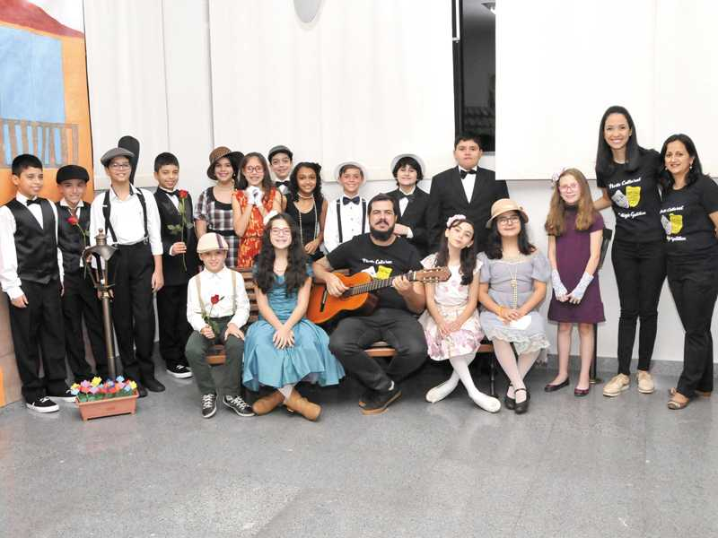 Música - A história da música de serestas - 5º ano