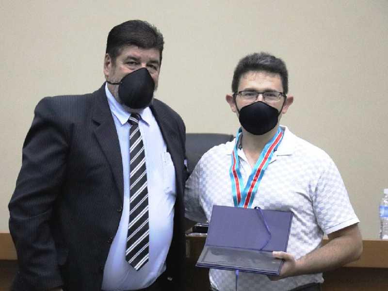 Vereado Valdir do Prado e Aldo Cândido Pardo