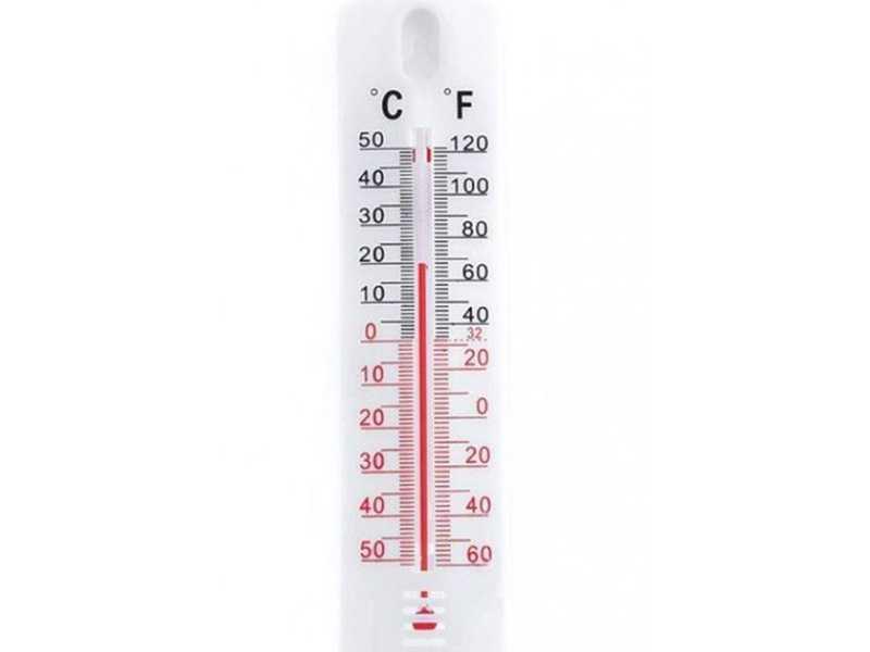 Termômetro de parede para ambiente mercúrio temperatura