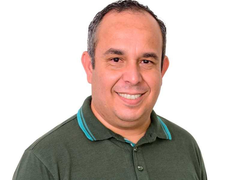 Professor Me. Cícero Barbosa: Doutorando em Educação