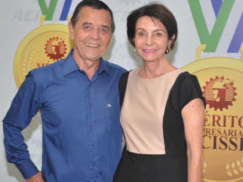 Guilherme Pádua Maia e Ângela Maria Borges Maia