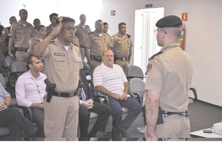Tenente-coronel Joelmar Lucas assume comando na quinta-feira (9/3)