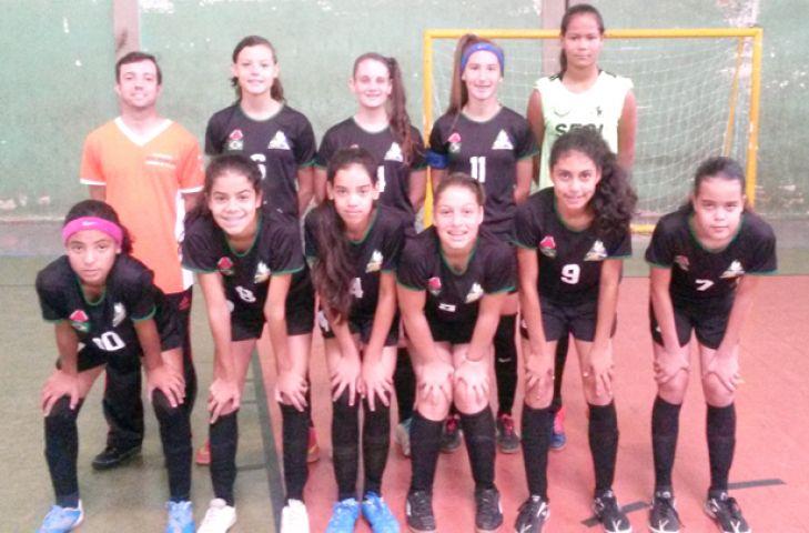 Futsal Feminino da E.E. Paraisense em busca do bicampeonato regional ... 8d40c4684ed1a