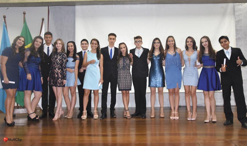 9º Turma de Formandos do 9º Ano