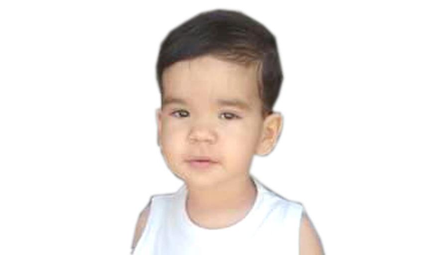 NICKOLAS TADEU RIBEIRO  Completou seu terceiro ano de vida no dia 29. Filho de Ronaldo Rodrigo Tadeu Ribeiro (Japão cabeleireiro) e Geovana Jorge da Silva.